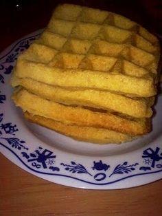 Kookstel: Knapperige wafels met maismeel