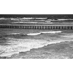 Wave watching at Point Lonsdale Pier. @visitgeelongbellarine @visit12apostles @visitgreatoceanroad @visit_victoria #pointlonsdale #pointlonsdalepier #seabreezeandsurf #greatoceanroad #bellarinepeninsula by bryce.dunkley http://ift.tt/1JO3Y6G