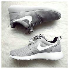 best website a917a adcfe Nike Women s Roshe Run Breeze - White - Metallic Silver - SneakerNews.com    sneakers   Nike running shoes women, Nike, Nike shoes outlet