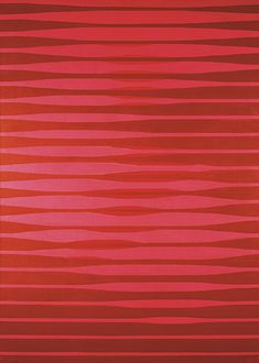 Michael Kidner RA - stripe