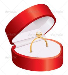 Ring in a Red Box #GraphicRiver Vector illustration. It is created in the CorelDraw program. It is edited in the Adobe Illustrator program. It is kept in illustrator eps version 8. The file can be edited in any program of vector graphics. The size of the file can be increased till any size without quality loss. File full-color. The illustration can be used both entirely, and in parts. Created: 15July13 GraphicsFilesIncluded: JPGImage #VectorEPS #AIIllustrator Layered: No…