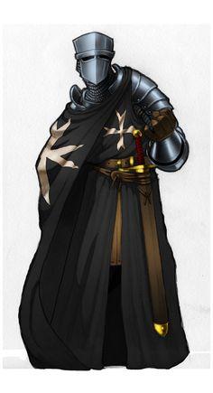 Johanniter knight by Taaks on DeviantArt