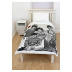 Buy One Direction Crush Fleece Blanket from our Bedspreads, Blankets & Throws range - Tesco.com