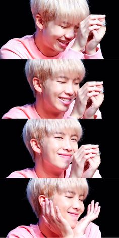 Namjoon cuteee