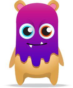 Fuentes' English Corner : Choose your favourite Avatar_Class Dojo Dojo Monsters, Monsters Ink, Cartoon Monsters, Cute Monsters, Little Monsters, Classe Dojo, Class Dojo Rewards, Dojo Points, Apple Clip Art