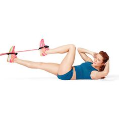 Mad Cycle --> firm those abs and obliques.