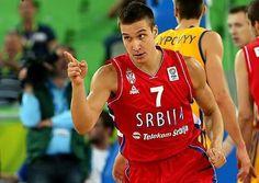 Bogdan Bogdanović in the Serbian national basketball team
