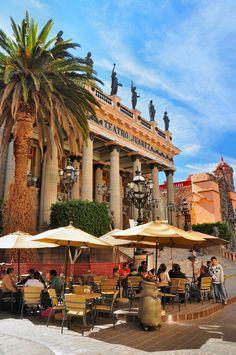 Teatro Juarez, Guanajuato, Mexico | by RussBowling