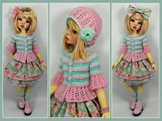Roses3 | by Maggie and Kate Create  - a beautiful doll by Kaye Wiggs