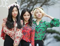 Ladies Code Ashley+Sojung+Zuny Image by Mrdjay Jojoe