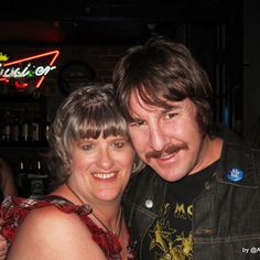 Xander Smith and I at the Whiskey