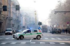 Poluição continua alta em 3º dia de bloqueio em Milão (foto: ANSA)