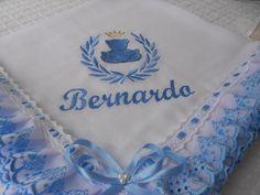 Mantinha de fralda personalizada com bordado a maquina (nome e desenho), lese e passa fita. R$ 40,00