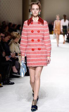 Miu Miu from Best Looks at Paris Fashion Week Fall 2015   E! Online