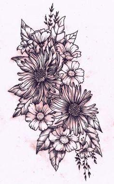 Pin de camelia cubano en tattoos тату, татуировки y цветы. Feather Tattoos, Foot Tattoos, Forearm Tattoos, Tattoo Thigh, Tattoo Ribs, Thigh Tattoo Flowers, Flower Tattoo Sleeves, Floral Hip Tattoo, Thigh Piece Tattoos