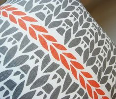 DESIGNER - justine ellis     I think this would make an incredible stencil for the front of a dresser!  Love the knitted look!