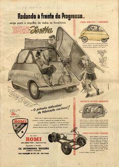 1956 Romi-Isetta