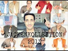 MEINE JACKENKOLLEKTION!! Jacket Collection