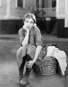 """pickurselfup: """"Bessie Love in Lovey Mary, 1926 """""""