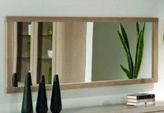 Large mirror - Occasional Quba - Living Room Storage, Cabinet & Bookcases – Furniture Village