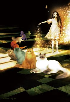 La Imaginación Dibujada: Yoko Tanji