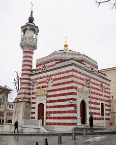 Mezquita de Nalli Mescid o Vilayet  #estambul #turquia