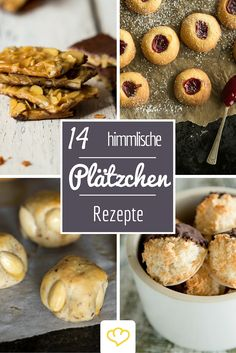 Diese 14 Klassiker gehören auf jeden bunten Plätzchen-Teller! Plätzchzen-Rezepte, die man jedes Jahr aufs Neue backen will!