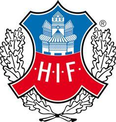 Helsingborgs Idrottsförening (Helsingborgs IF, HIF) | Country: Sverige / Sweden. País: Suecia | Founded/Fundado: 1907/06/04 | Badge/Crest/Logo/Escudo.