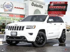 2015 Jeep Grand Cherokee OVERLAND | LOADED | NAVI | BACK UP CAM | used cars & trucks | City of Toronto | Kijiji