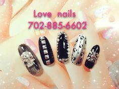 Come here for our unique nail design!!~~ #Nails #Nailart #NailSalon #NailStudio #Manicure #NailEnhancements