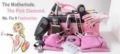 Tomboy Tools - Pink tools for women!!