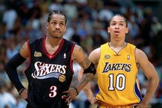 Allen Iverson's 10 best games with the Philadelphia 76ers: 1. Los Angeles Lakers; June 6, 2001; NBA Finals Game 1