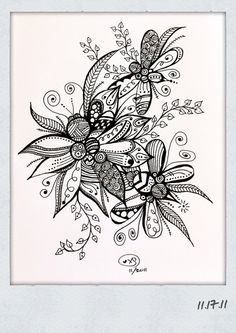 images of zentangle doodles & art journaling wallpaper by aisha