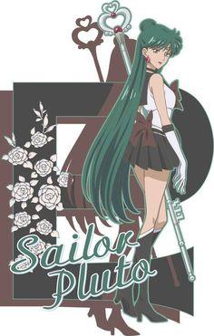 Sailor Pluto by SM Crystal III