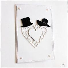 misha_cards / Elegantná svadba