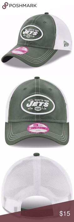 New York Jets Women s New Era 9TWENTY Cap Brand New Officially Licensed  with tags. The 1d9ee62ee