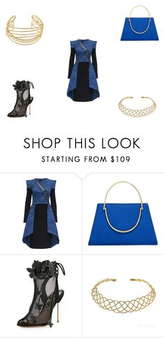 """""""Untitled #963"""" by panicsam ❤ liked on Polyvore featuring Lattori, Ted Baker and Sophia Webster"""