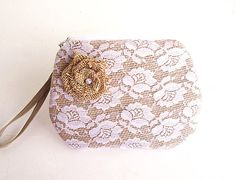 Hey, I found this really awesome Etsy listing at https://www.etsy.com/listing/125697899/burlap-wristlet-burlap-clutch-purse