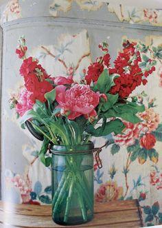 Flores camufladas