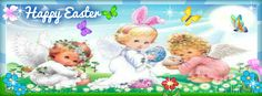 HAPPY EASTER ANGELS <3
