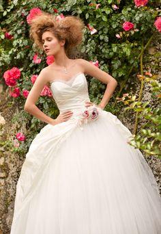 Collezione Abiti Sposa Romantica Villa Carlotta