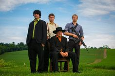 """Amish Mafia - Caleb: """"I am the full package...I can sing, I can dance, I can fuck, I can fight...what more do you need?"""""""