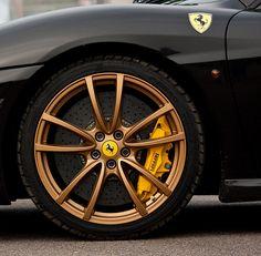 Ferrari F430 Wheel Detail | Flickr - Photo Sharing!