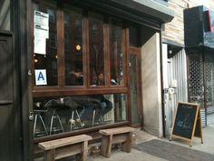 El Beit :: Coffee Shop in Williamsburg // #BrooklynBowl > #Brooklyn > #NYC > #BrooklynCompanies