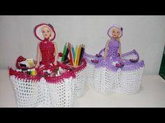 Capa do Liquidificador Natalino em crochê,para ser usado no Especial de Natal, na Noite de Natal. - YouTube Crotchet Braids, Crochet Barbie Clothes, Crochet Bebe, Barbie Dress, Crochet Projects, Couture, Diy And Crafts, Projects To Try, Crochet Patterns
