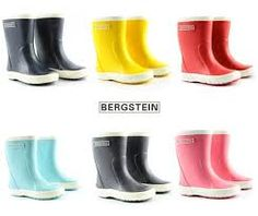 Bergstein regenlaarzen vanaf maat 22 €24,95