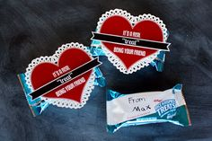 eighteen25: it's a treat valentines