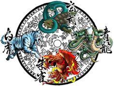 The Four Mythological Symbols of China | Ancient Origins
