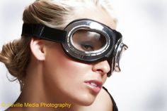 OLD shot of me in goggle by Seville Media!