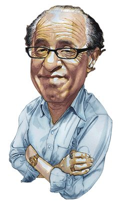Over a specially prepared breakfast, the inventor and futurist details his plans to live for ever.   Illustration by James Ferguson of Ray Kurzweil